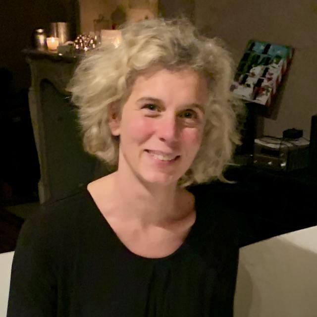 Delphine Sauvage, Présidence de Libre comme Lire