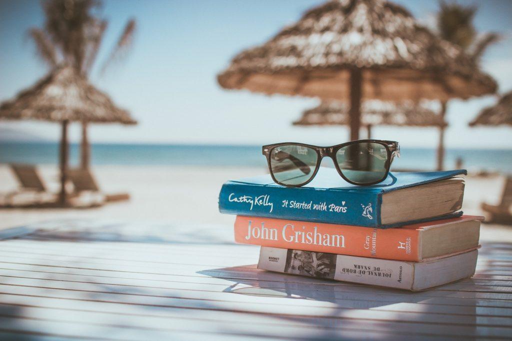 Livre en vacance